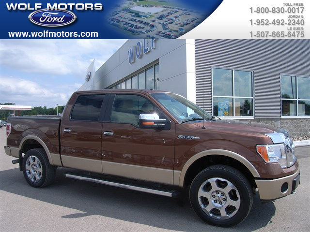 pre owned 2011 ford f 150 lariat truck in jordan ut14614 wolf motors. Black Bedroom Furniture Sets. Home Design Ideas
